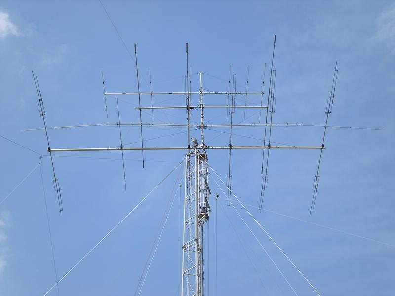 Antenne radioamateur