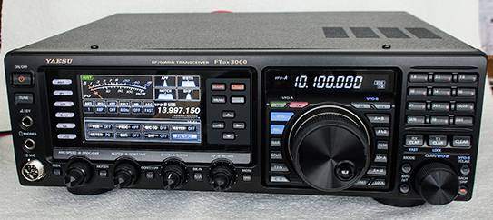 Ftdx3000 radioamateurs actualit s news for Ft 3000