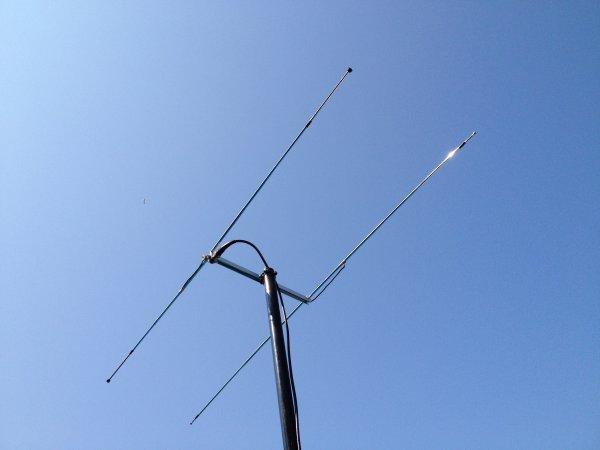 fabrication antenne hb9cv 144 mhz pour le portable par