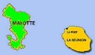 Mayotte-Reunion