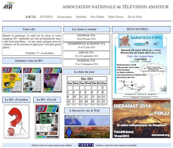 Site ANTA-03-2014