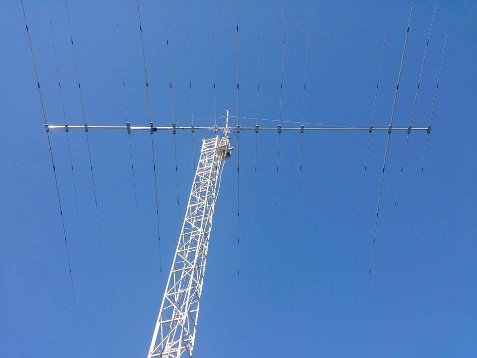 Aeriens antennes mats radioamateurs actualit s news for Antenne fait maison