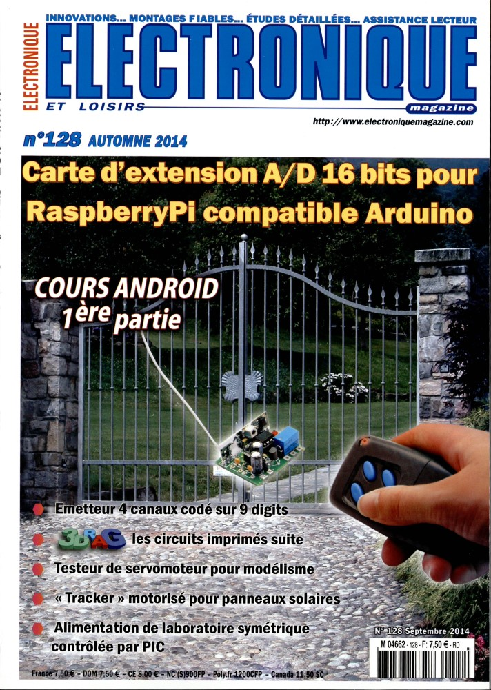 magazine electronique pdf