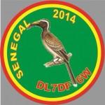 DL7DF-Senegal-2014