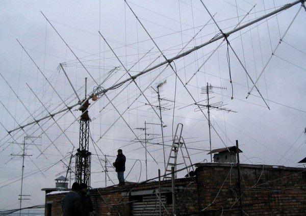 super Antenne  QUAD