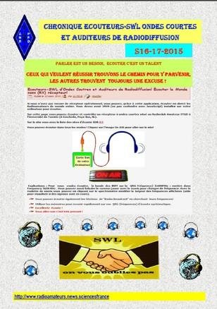 Chronique SWL S16-17-22042015
