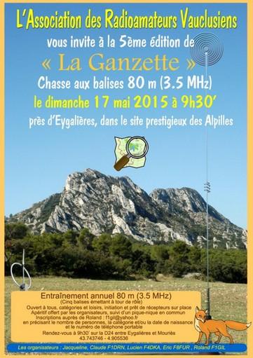 Ganzette 2015-017B