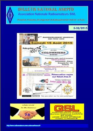 Bulletin National Hebdo ANRPFD S32-05082015