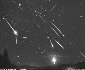 meteors-pluie
