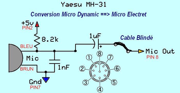 Micro-Electret