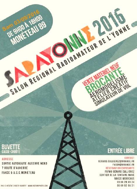 Saraoynne 2016