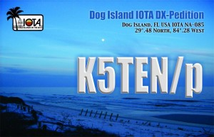Dog-K5TEN-QSL-IOTA