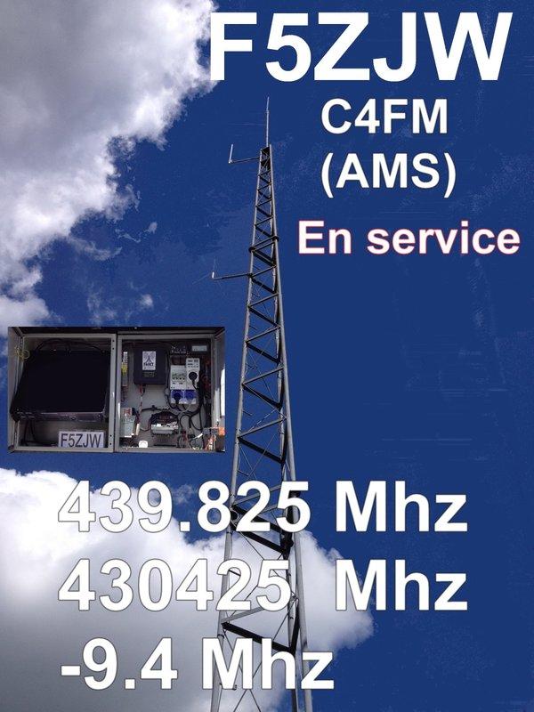 relais C4FM F5ZJW