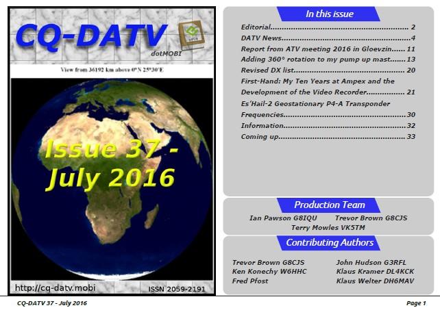 CQ-DATV N°37-072016