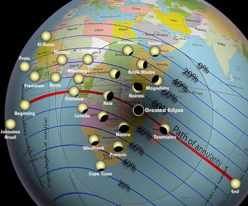 eclipsemap-africa