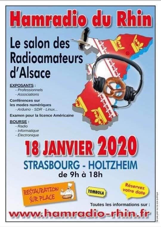 Brocante 03 Calendrier 2020.Brocante Bourse Radioamateurs Actualites News Radioamateur