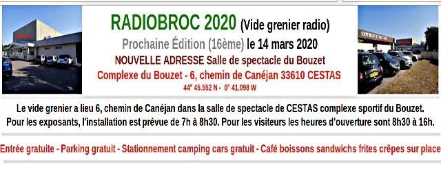 Calendrier Des Vide Grenier 2020.Brocante Bourse Radioamateurs Actualites News Radioamateur